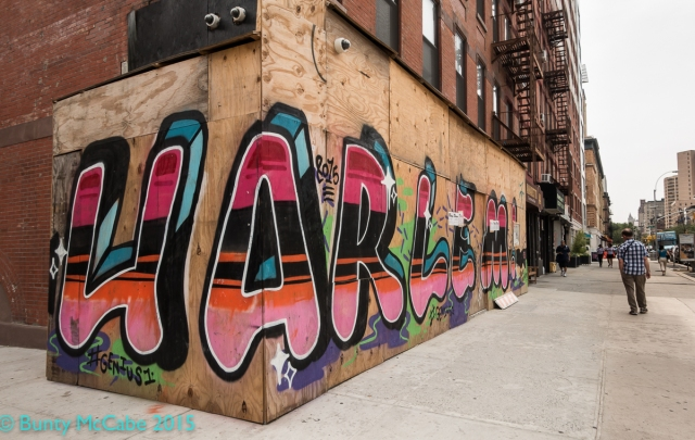 Frederick Douglass Blvd, Harlem NYC